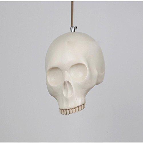 haunted-house-halloween-aisle-skull-chandelier-white-single-head
