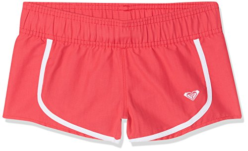 Roxy Mädchen NE T SE BS G Bdsh MLJ0 Boardshort, Rouge Red-Solid, 10/M (Shorts Surf Roxy)