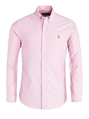 Ralph Lauren .. - Camisa casual - Básico - con botones - para hombre rosa rosa L