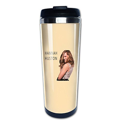 Hannah Huston Travel Cup Stainless Steel by ShiYeming