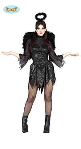 Imagen de disfraz de ángel caído para mujer