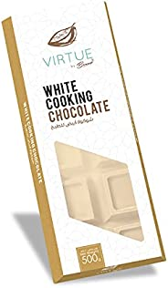 Benoit White Compound Chocolate Block, 500 gm