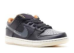 Nike Dunk Low Premium SB QS 'Black RAIN' - 504750-011 - Size 38.5-EU