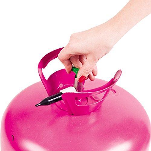 XXL Heliumflasche 420 Liter (0,42 m³) - 3