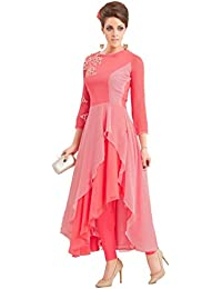 Desney Fashion Women Cotton Fabric Party Wear Kurti Today Low Price Offer Kurti