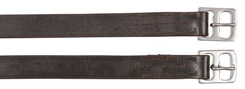 Kerbl 323471/1 Steigbügelriemen, 145 cm, braun, verpackt