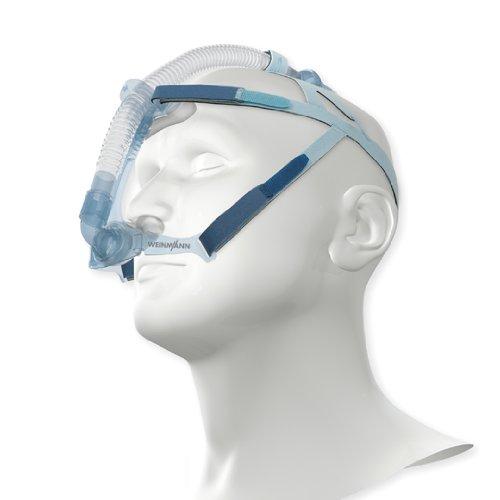 Weinmann/Löwenstein NP 15 Nasal-Pilow-Maske, CPAP- Maske zur Schlaf-Apnoe-Therapie (Masken Für Cpap-geräte)