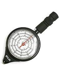 Silva Uni Kartenmesser Map Measurer Path Landkartenmesser, Schwarz, One Size