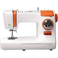 Toyota ECO34B - Máquina de coser con 34 programas, 85 W, color blanco y