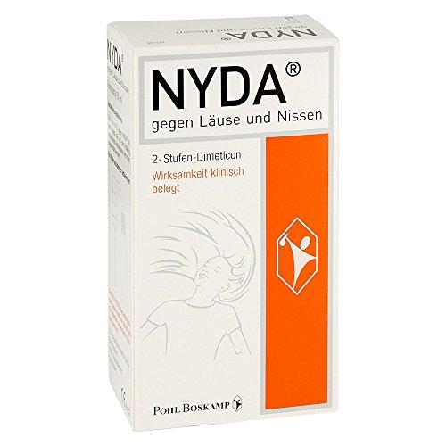 Nyda gegen Läuse und Nissen Pumplösung, 50 ml