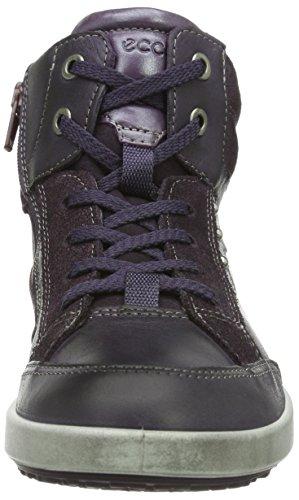 Ecco ECCO ELLI Mädchen Hohe Sneakers Violett (NIGHT SHADE/NIGHT SHADE 55775)