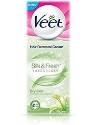 Veet Hair Removal Cream - 50 g (Dry Skin)