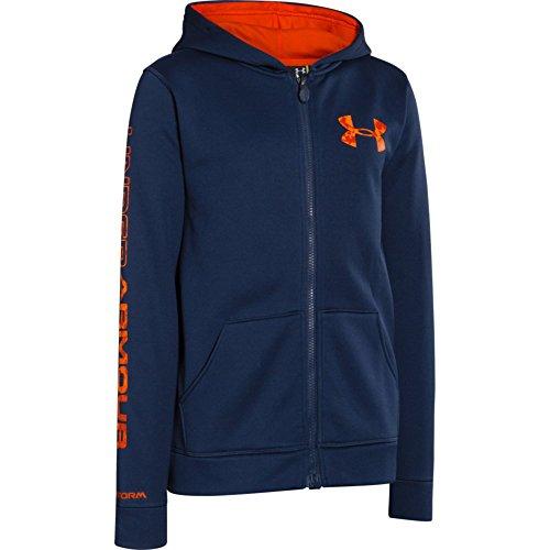 Under Armour Cold Gear Sweater-giacca da bambino Storm