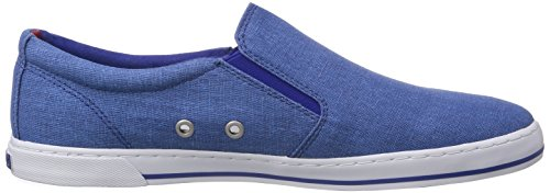 Tommy Hilfiger HARRY 2E Herren Slipper Blau (MONACO BLUE 479)