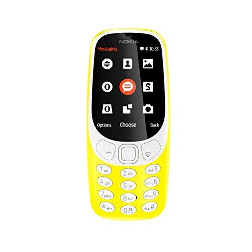 Nokia 3310 (Yellow) image