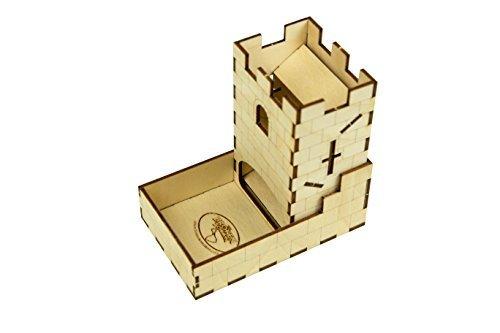 Broken Token Mini Dice Tower Kit -