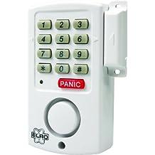 Smartwares SC11 Magnetic Contact – Door and window alarm – 105 dB – Keypad