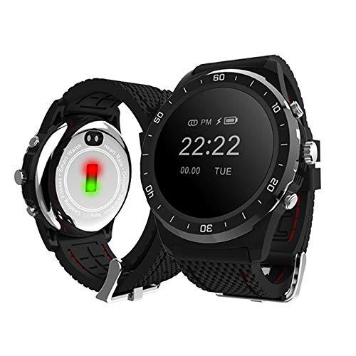 Globalflashdeal Intelligent Sport Uhr überwachung des Medizinischen Niveaus Blut Sauerstoff Herzfrequenz Variabilit?t Multifunktions Sport Instrument Schritt Armband R5 + (Medizinische überwachung-uhr)