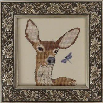 Oh My Deer Kreuzstich Diagramm (Oh Diagramm)
