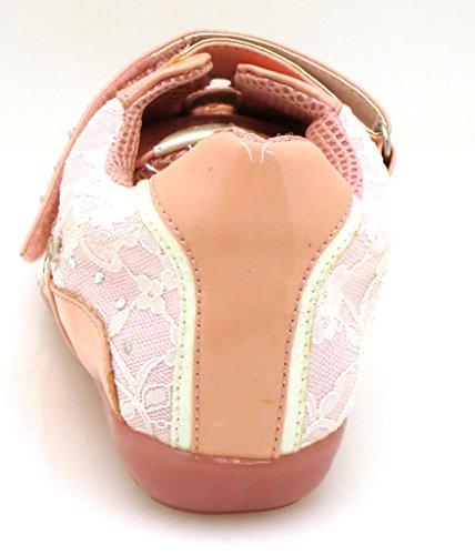 Primigi Mädchensneaker Sneaker Mädchen Schuhe Freizeitschuhe Turnschuhe Rosa
