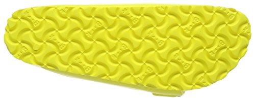 BIRKENSTOCK Arizona Eva Damen Pantoletten Gelb (Neon Yellow)