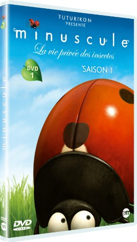 Minuscule : la vie privée des insectes - Saison 1, DVD 1