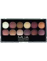 Makeup Academy MUA Professional Make-Up -12 Shade Eyeshadow Palette Heaven and Earth, 10 g