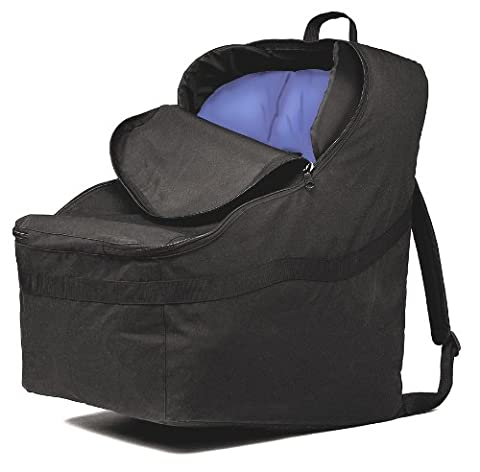 JL Childress Ultimate Car Seat Travel Bag for Newborn and