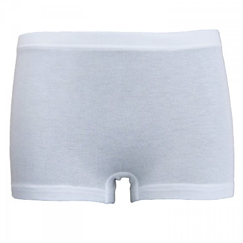 79423ddd54 HERMKO 2710 4er Pack Mädchen Pant Panty aus 100% Bio-Baumwolle, Farbe: