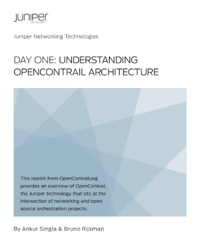 day-one-understanding-opencontrail-architecture-english-edition