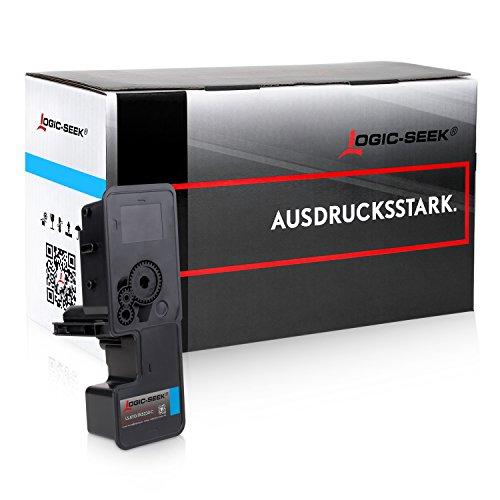 Preisvergleich Produktbild Logic-Seek Toner kompatibel zu Kyocera TK-5230 für Kyocera Ecosys M-5521cdn M-5521cdw P-5021cdn P-5021cdw - Cyan 2.200 Seiten
