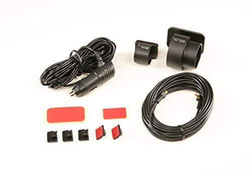 Blackvue DR900S-2CH duales Halterungsset für Front- und Heckkamera Halterung Ladekabel Coaxialkabel