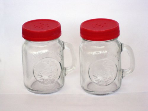 golden-harvest-4-oz-mason-jars-salt-and-pepper-shakers-with-handle-and-lid-12pc-pk-lid-color-red-by-