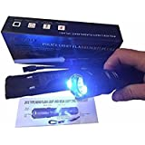 Elektroschocker Security Police GO-CHANGE 500000 Volt Modell 1101 RD-2016/13 Strong Change Flashlight (Plus) 1000 Lumen