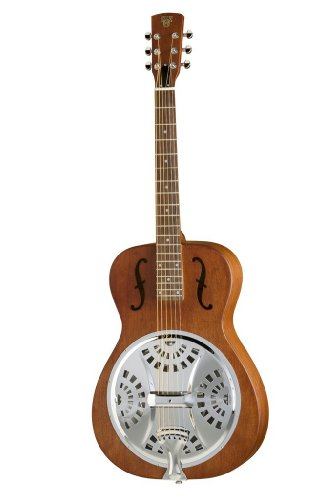epiphone-dobro-hound-dog-round-neck-guitare-acoustique-vintage-brown