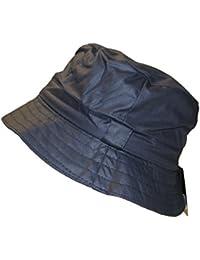 293d45edbdd VIZ ADULT WAX BUSH BUCKET HAT