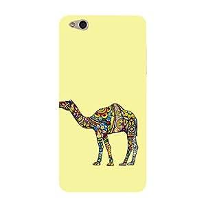 InFocus Bingo 50+ Camel Art Printed back cover