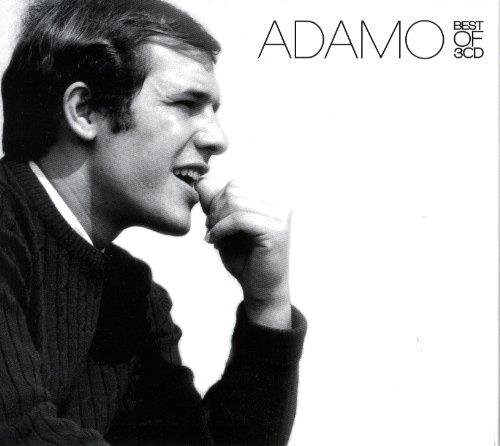 Best Of Salvatore Adamo (Coffret 3 CD)