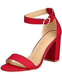39a17faffb8d Amazon.co.uk  Orange - Sandals   Women s Shoes  Shoes   Bags