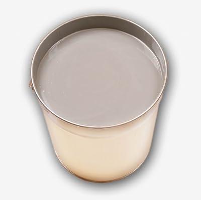 10 Liter Grau PU Polyurethan Bodenfarbe Betonfarbe Betonbodenfarbe Ziegelfarbe von Brilliant Colors bei TapetenShop