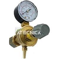Riduttore di pressione per saldatrice a filo Argon/CO2 un