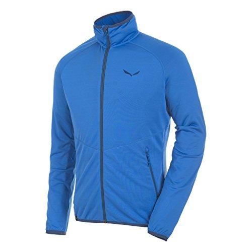 Salewa Herren Fleecejacke PUEZ GRID PL Full-Zip Jacke, royal blue/8670, 52/XL, 00-0000025640