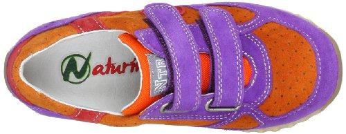 Naturino ISAO B 200687301, Sneaker bambino Viola (Violett (Viola 9102))