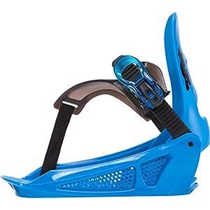 K2 Jungen Mini Turbo Blue Snowboardbindung