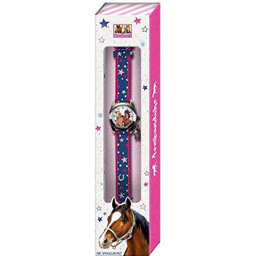 Die Spiegelburg 15167 Armbanduhr Pferdefreunde (mit Sternen-Anhänger)