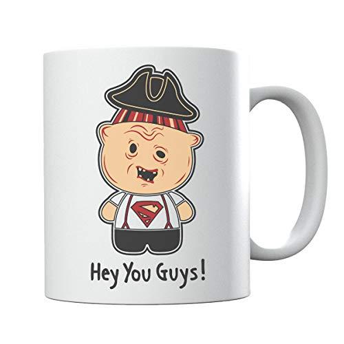 Goonies Sloth Cartoon Hey You Guys Mug