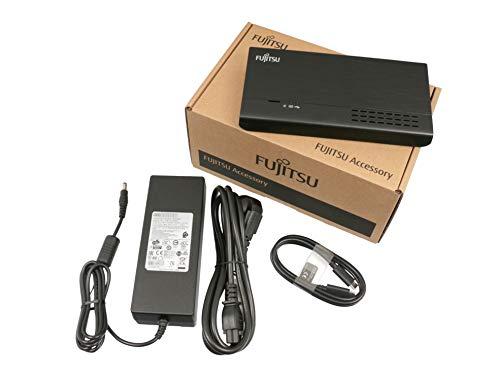 Fujitsu USB-C Port Replikator inkl. Netzteil (120W) Original für Dell Vostro 15 (3578) Serie
