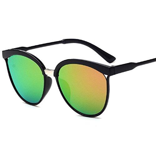 Fischen Polaisierte Sonnenbrille Offen Fox Brillen Schwarz Orange Grau Linsen