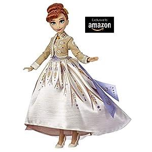 Disney- Frozen 2 Anna De Arendelle (Hasbro E6845ES0)