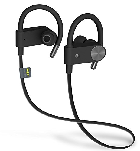 Miger Wireless Headphones Bluetooth Earbuds